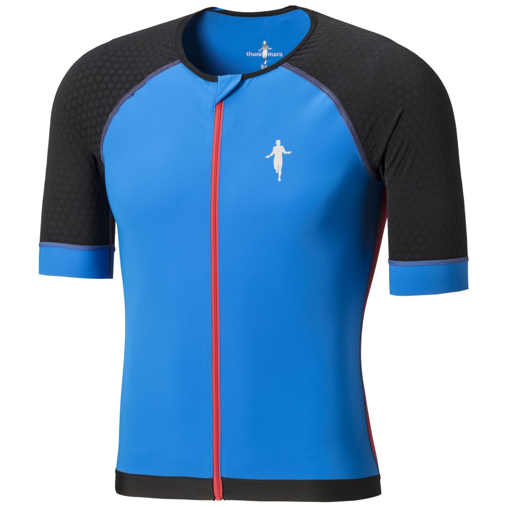 SBR Triathlon Race Shirt Cobalt