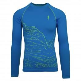 LA-Shirt 'Greifenstein' Cobalt